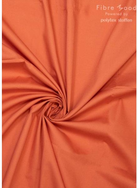 Fibremood Pipa - burnt orange - effen katoen