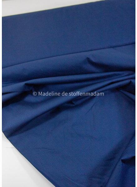 Fibremood Onah en Dolly - navy - stretch cotton