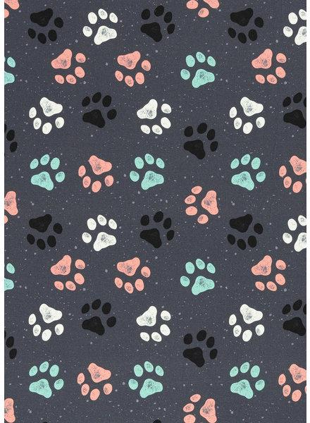 Swafing dog feet - soft canvas