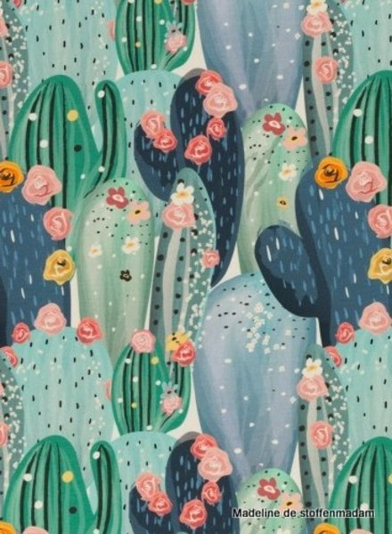 Swafing cactus - tricot