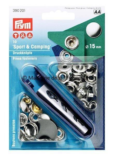 Prym sports and camping range silver - Prym
