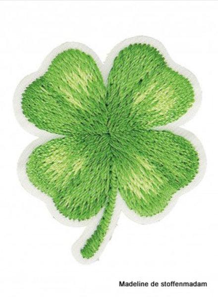 M mini clover - green application 001