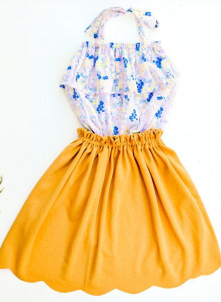 smospotten en snoesjes Donna jurk, top en rok
