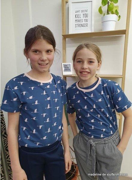 M kinderworkshop t-shirt of trui 23/8