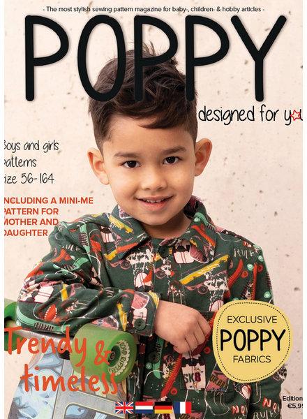 Be Inspired by Poppy EDITIE 17
