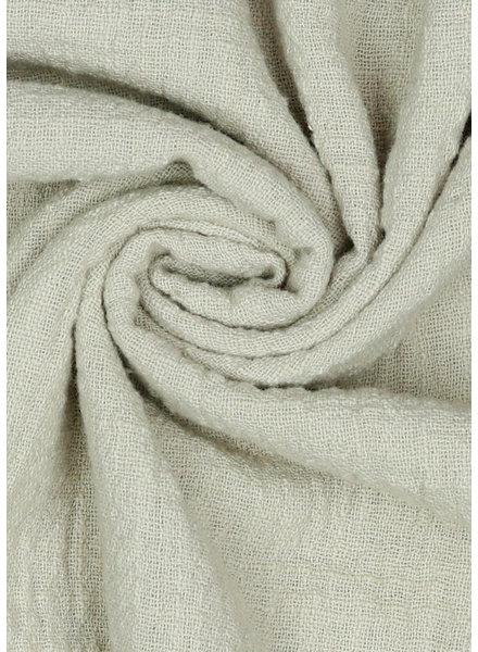 M beige - linnen mix / tetra look
