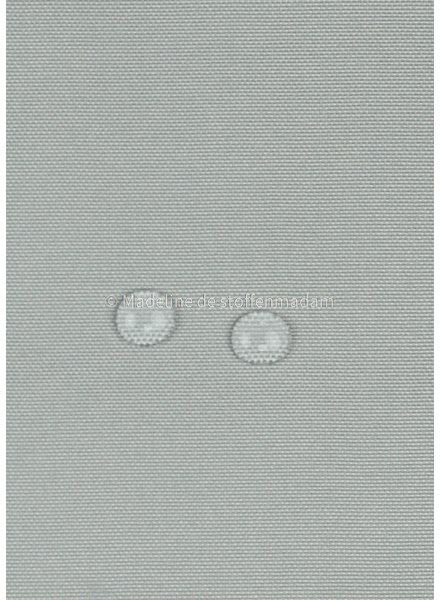 M water repellent canvas outdoor - grey