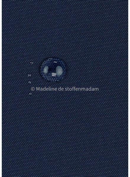 M waterafstotende canvas outdoor - marineblauw