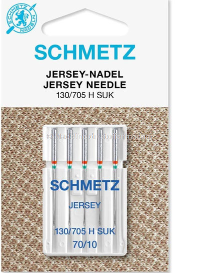 jersey naald 70/10 (ballpoint/tricot)