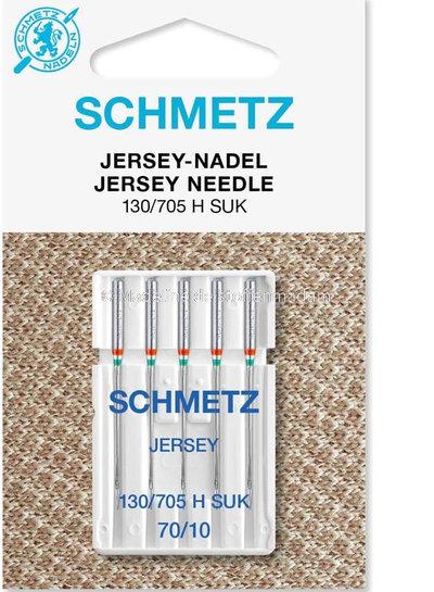 jersey needle 70/10 (ballpoint/tricot)