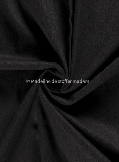 M zwart canvas