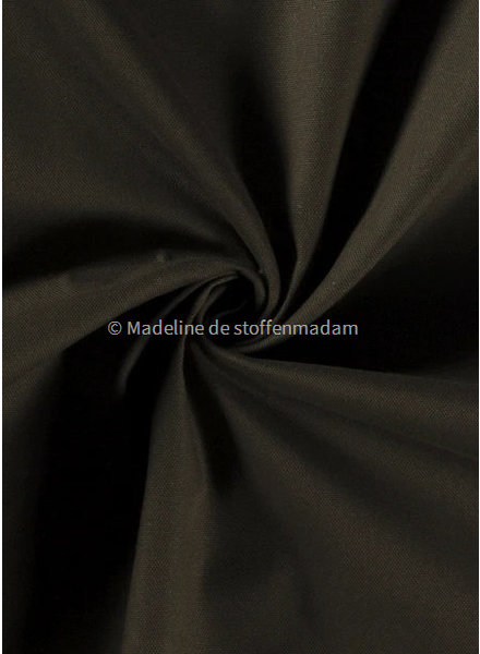 M dark green canvas