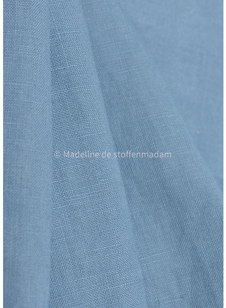 M blue - supple linen 100%