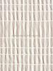 taupe streepjes - katoen met geborduurde lijnen