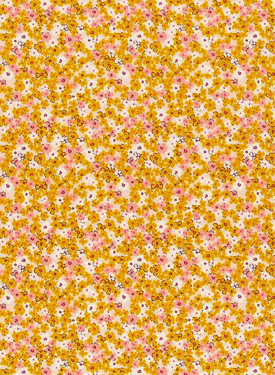 ART GALLERY FABRICS The Flower Society -  kleine bloemetjes - katoentje