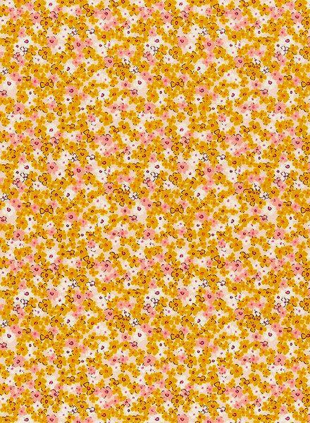 ART GALLERY FABRICS The Flower Society -  small flowers - cotton
