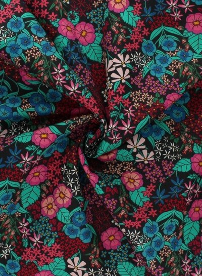 ART GALLERY FABRICS The Flower Society -  bloemen - katoentje