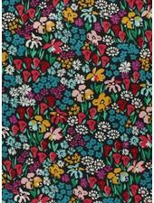 ART GALLERY FABRICS The Flower Society -  weide bloemen - katoentje