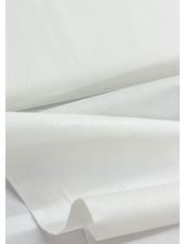 M cotton voile white