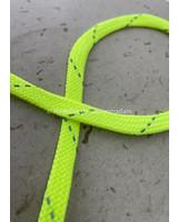 M neon geel  - touw - 9 mm - kleur 201