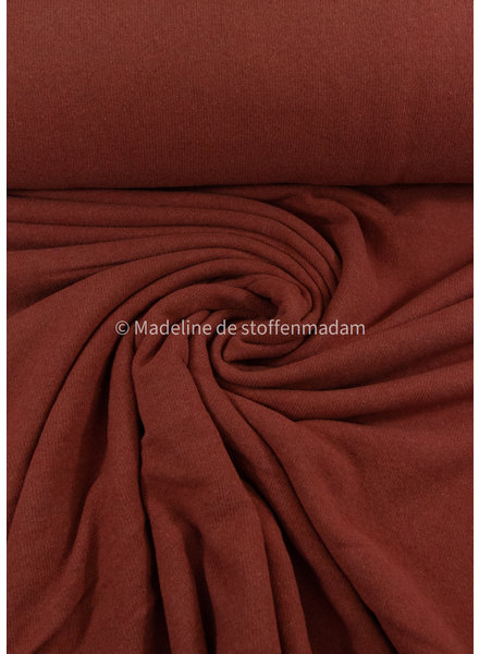 Swafing marsala - soft knitted fabric