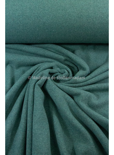 Swafing dark mint- soft knitted fabric