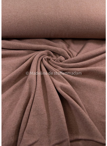 Swafing dusty pink - soft knitted fabric