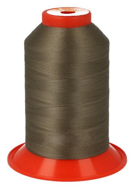 Amann Mettler Serafil 180 Tex 16 5000m - color 0329 - grey brown