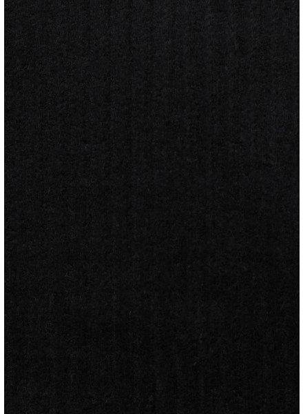 M zwart corduroy - met lichte stretch