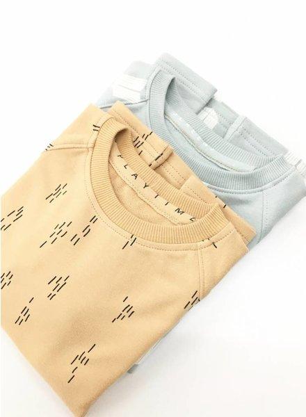 M T-shirt of trui 17/10