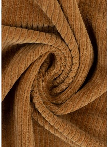 M tobacco - rekbare corduroy - hele mooie vormvaste kwaliteit
