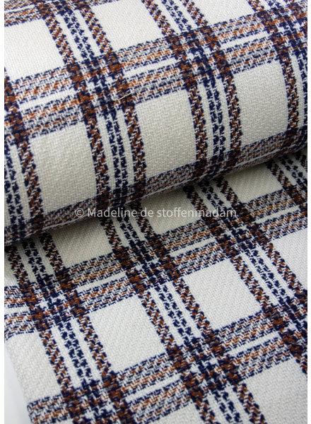 Editex woven checks - coat fabric