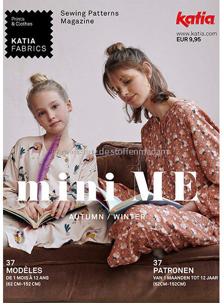 katia MINI ME herfst/ winter - Katia magazine