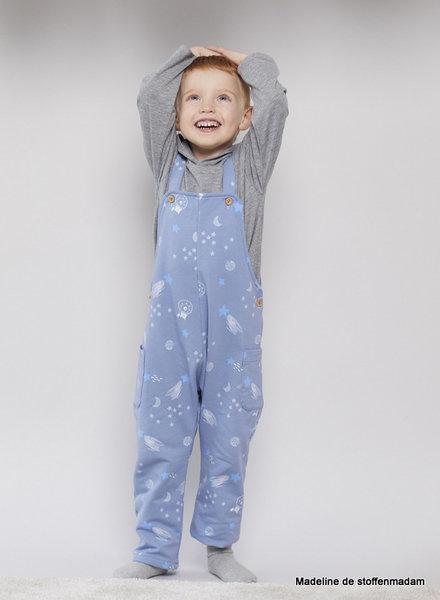 katia astro pals galaxy - soft jogging sweater