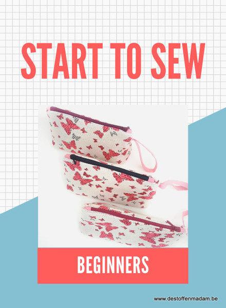 M naaien voor beginners dinsdagvoormiddag vanaf 9/11