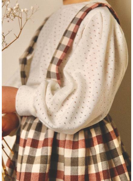 Iris May Patterns Jeanne shirt/trui