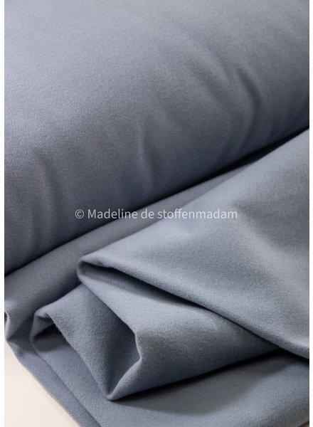 M light blue - soft coat fabric