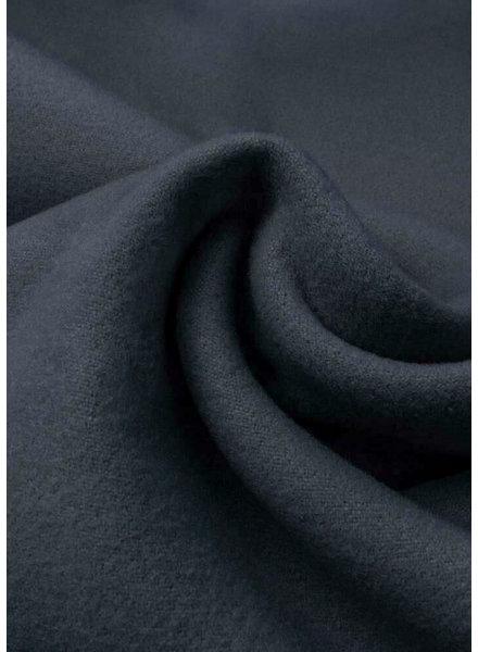 M navy - soft coat fabric