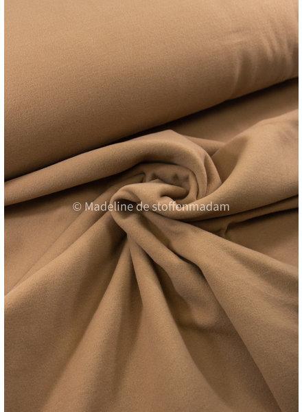 M camel - soft coat fabric