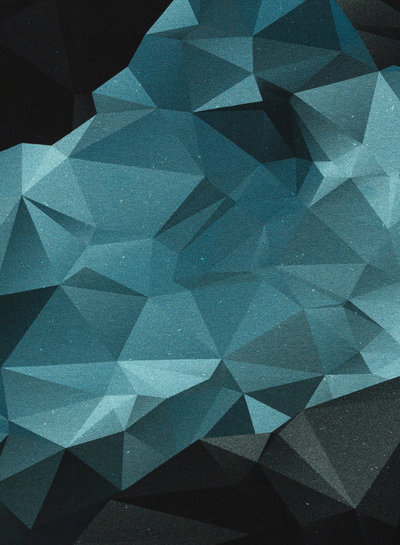 Swafing Yeti rocks- Thorsten Berger - panel 65 cm - french terry