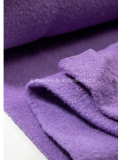 lilac 815 - boiled wool