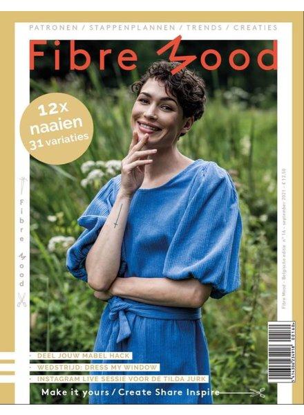 Fibremood Fibre Mood editie 16 -  opnieuw beschikbaar op 27/10
