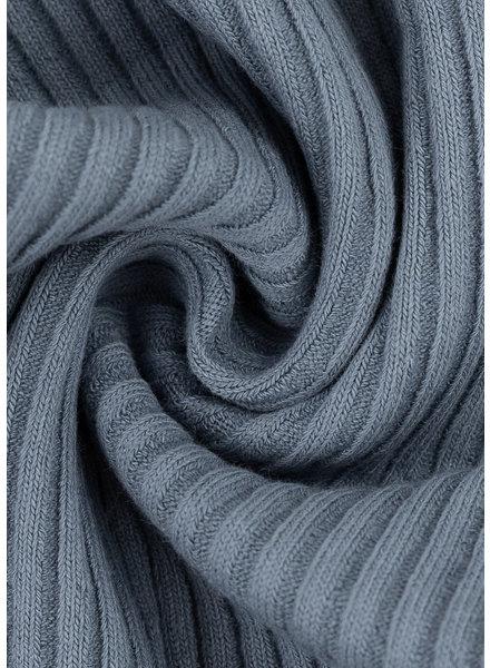 Swafing indigo - extra dikke ribbel boordstof
