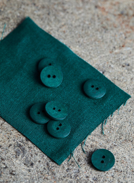 Mind The Maker Bottle green - curb katoen knoop - 18 mm