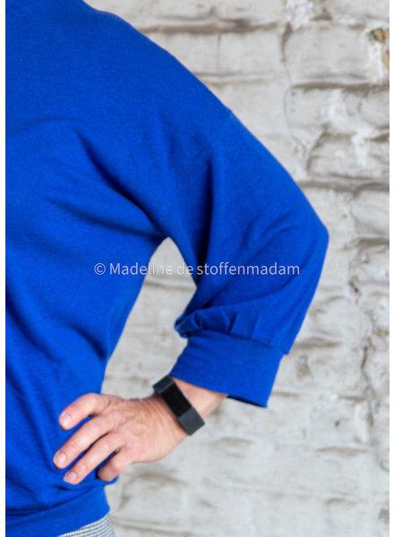 cobalt - soft viscose jersey