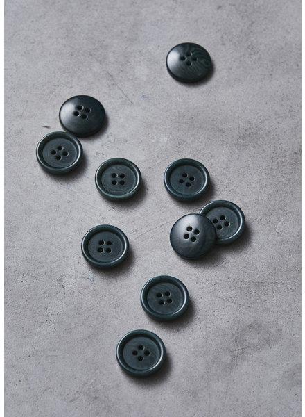 Meet Milk emerald - dish corozo button - 25 mm