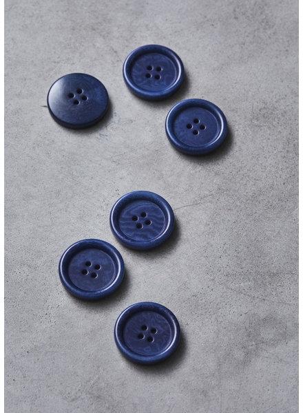 Meet Milk lapis - dish corozo button - 25 mm