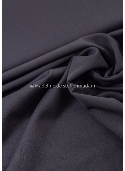 black - supple fabric (for pants)