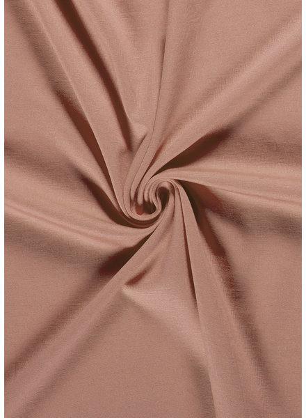 dusty pink - punta di roma - Europese kwaliteit- no pilling