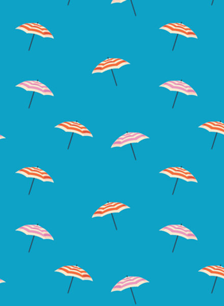 ART GALLERY FABRICS sunburst umbrella - katoentje